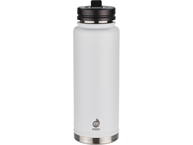 MIZU 360 V12 Enduro LE Bottle 1200ml with Straw Lid white